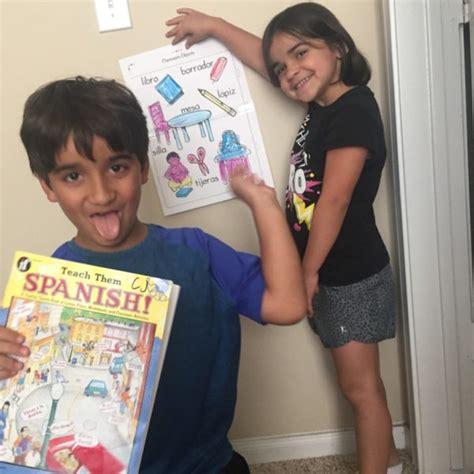 im   kids dont speak spanish