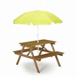 Table Picnic Bois Pas Cher : table picnic enfant pas cher ~ Melissatoandfro.com Idées de Décoration