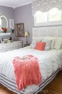 Coral Color Bedroom Accents by Coral Bedroom On Coral Navy Bedrooms Navy