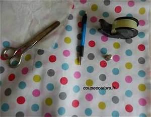Tissu Enduit Pour Nappe : coupe couture coudre le coton enduit ~ Teatrodelosmanantiales.com Idées de Décoration