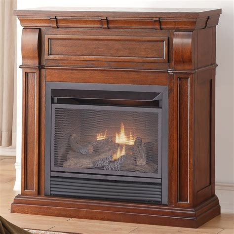 Duluth Forge Dual Fuel Vent Free Fireplace 26000 Btu