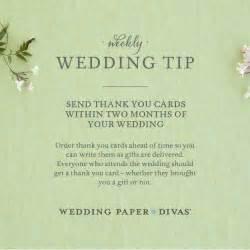 wedding gift thank you notes ask etta wedding thank you notes timeline wedding order weddings and wedding