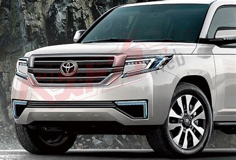 Toyota V8 2020 by 2020 Toyota Land Cruiser Review Price Hybrid Specs