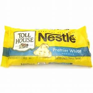 Buy Toll House White Morsels | Nestle | Chocolate Chips ...