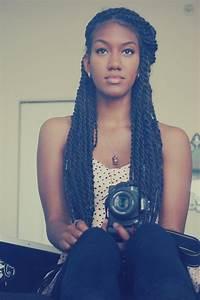 Braids Vs Senegalese Twists | Short Hairstyle 2013