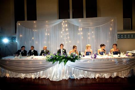wedding main table decor perth town hall image gallery city of perth