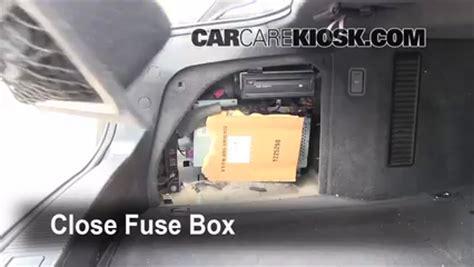 2006 Audi A8 Fuse Box by Blown Fuse Check 2004 2010 Audi A8 Quattro 2004 Audi A8