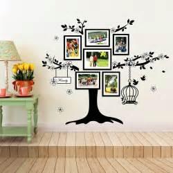 Stickers Arbre Photo : sticker arbre familliale pour photos ~ Teatrodelosmanantiales.com Idées de Décoration