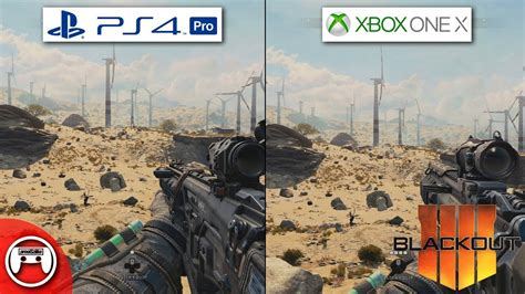 black ops  blackout ps pro  xbox   graphics