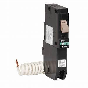 Shop Eaton Type Ch 15 Amp Combination Arc Fault Circuit
