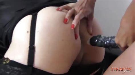 Femdom Strapon Jane Fucks Crossdresser Tight Virgin Ass Porntube