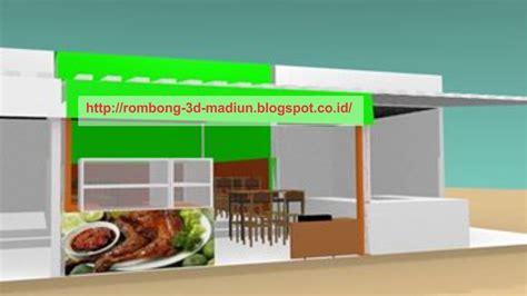 gambar  desain rumah makan lesehan sederhana minimalis