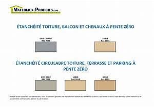 Quel Produit Pour Etancheite Terrasse : revetement elastomere polyurethane d 39 etancheite pour toit ~ Edinachiropracticcenter.com Idées de Décoration
