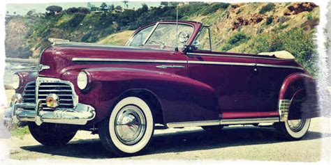 Cars In The 1940s Classic Cars, Sports Cars & Luxury Cars