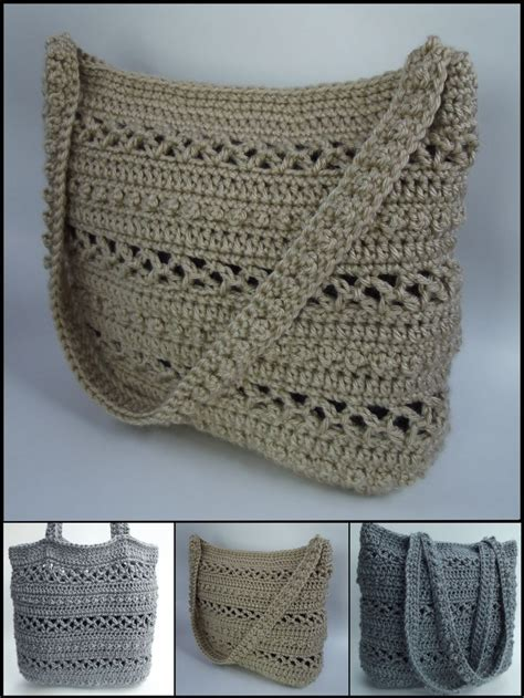 craft crochet ideas crochet bag craft your home bags and baskets 1471