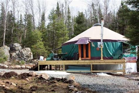 Want A Cozy, Affordable Home? Build A Yurt