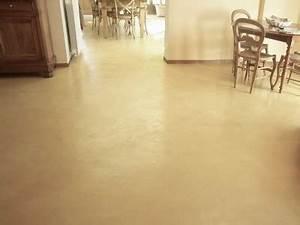 Recouvrir carrelage sol beton cire choix de l39ingenierie for Recouvrir carrelage sol béton ciré