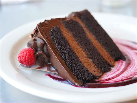 sugar rush double belgian chocolate raspberry torte