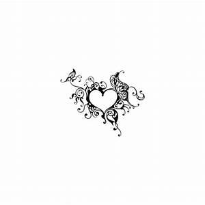 sticker coeur papillon stickers online With ordinary couleur pour un couloir 10 stickers coeur arabesque