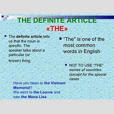 Grammar Vithearticles (1
