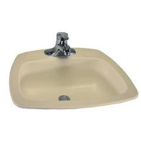drop in bathroom sinks canada drop in american standard canada bathroom sinks the
