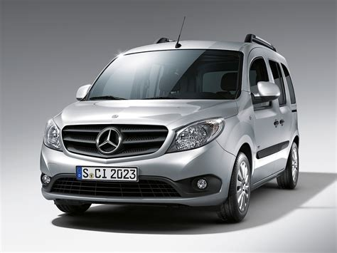 Alle informationen zu den citan aufbauformen, technischen daten citan kastenwagen. Mercedes-Benz Citan Gets Reassessed by EuroNCAP - autoevolution