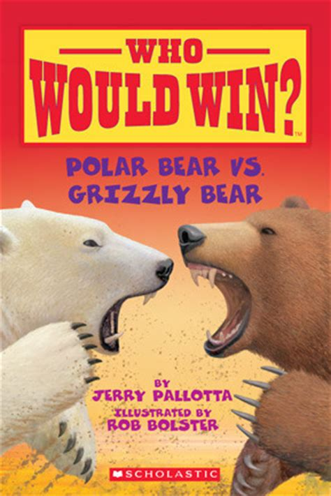 polar bear  grizzly bear  jerry pallotta reviews discussion bookclubs lists