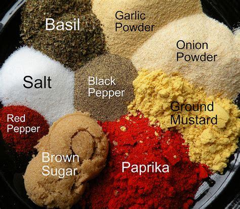 bbq rib rub rub for barbecue ribs recipes dishmaps