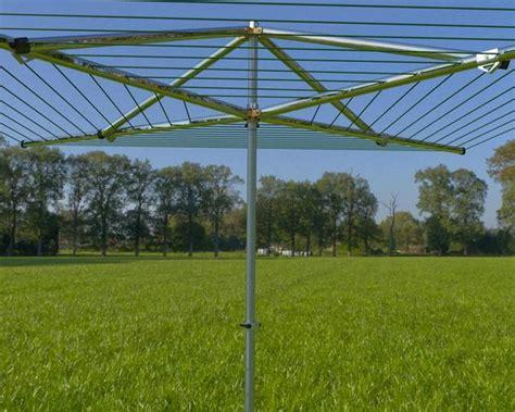 outdoor umbrella clothesline adjustable
