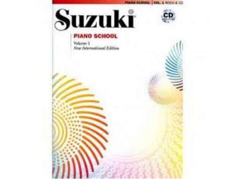 The Suzuki Piano Method