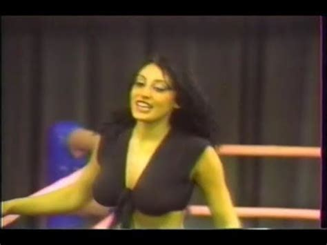 "Be on the lookout for alot of matches that i am posting. GLOW (1980's) ""Palestina vs Tina Ferrari"" - YouTube"