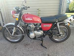 1974 Honda Cb550  The Other Great Inline Four
