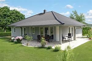 Haus Bungalow Modern : bungalow waldesruh ebh haus gmbh ~ Markanthonyermac.com Haus und Dekorationen