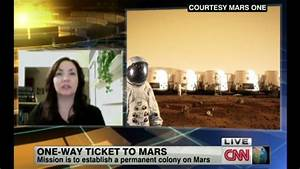 More than 100,000 want to go to Mars and not return ...