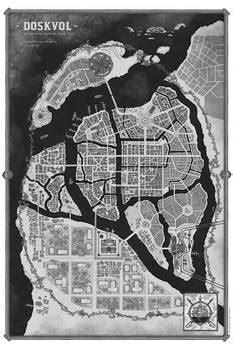 doskvol illustrated city  ryan dunleavy