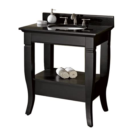 interior home decor ideas bathroom black bathroom vanity cabinet with white ceramic