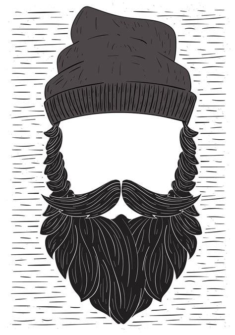 Free Vector Beard Set Download Free Vector Art Stock Graphics