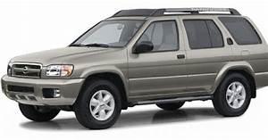 2003 Nissan Pathfinder Exhaust System Diagram