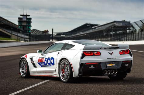 Indy 500 Corvette corvette grand sport earns pace car duties at 2017 indy