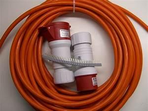 16 Ampere Kabel : cee stecker und kupplung anschliessen ~ Frokenaadalensverden.com Haus und Dekorationen