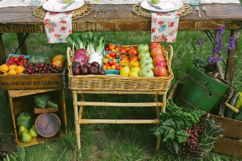 farmers market styled shoot cascade idaho