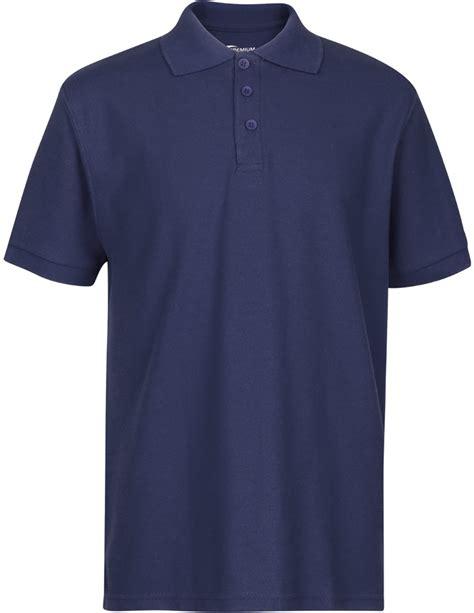 Wholesale Premium Navy Youth Polo Shirt - Size 2/3 (XXXS ...