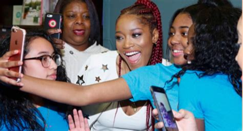 KeKe Palmer chats about her role in PIMP   Majic 107.5 ...