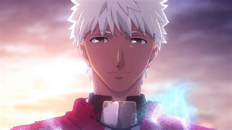 smiling archer fatestay night unlimited blade works