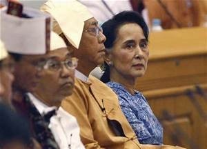 Myanmar's Aung San Suu Kyi: Falling star or beacon of hope