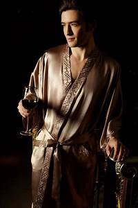 new pure 19mm silk men sleepwear kimono robe man39s pajama With robe de chambre homme luxe
