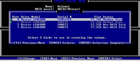 Set Up a System with Intel® Matrix RAID Technology