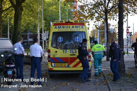 Len Rotterdam Zuid by Dode Bij Bedrijfsongeval In Pand Walenburgerweg Rotterdam