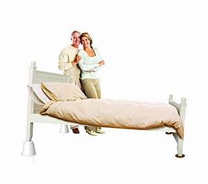slipstick cb656 5 inch incline bed risers for acid reflux With bed incline for acid reflux