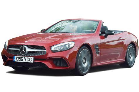 Mercedes Sl Convertible Review